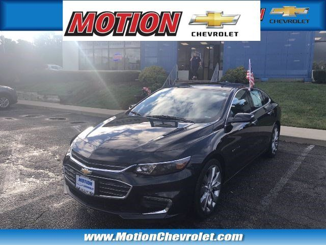 2017 Chevrolet Malibu Premier Hackettstown NJ
