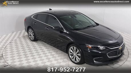2017_Chevrolet_Malibu_Premier LANE KEEP ASSIST,BLIND SPOT,NAV/SUN,BCK-CAMBUCKET_ Euless TX