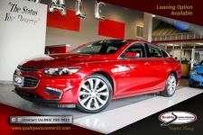 2017 Chevrolet Malibu Premier Sunroof, Lane Assist, 19'' Wheels , Driver Confidence Pkg