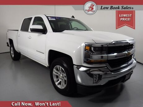 2017_Chevrolet_SILVERADO 1500_CREW CAB 4X4 LT_ Salt Lake City UT