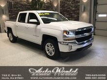2017_Chevrolet_SILVERADO 1500 LT CREW4X4__ Hays KS