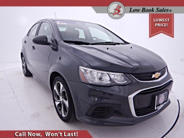 2017 Chevrolet SONIC Premier Salt Lake City UT