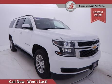 2017 Chevrolet SUBURBAN LT Salt Lake City UT