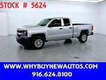 2017 Chevrolet Silverado 1500 ~ Double Cab ~ Only 32K Miles!