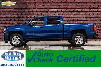 2017_Chevrolet_Silverado 1500_4x4 Crew Cab LT Z71 Leather BCam_ Red Deer AB