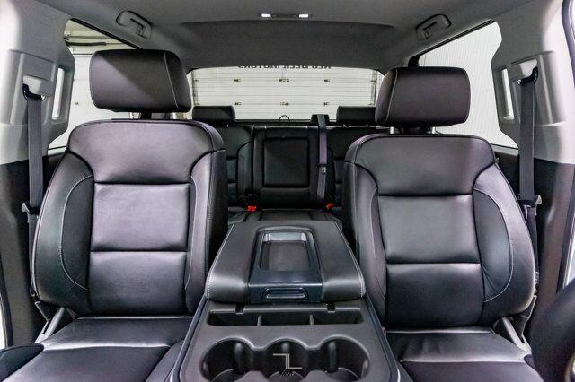 2017 Chevrolet Silverado 1500 4x4 Crew Cab LT Z71 True North Leather Bcam Red Deer AB