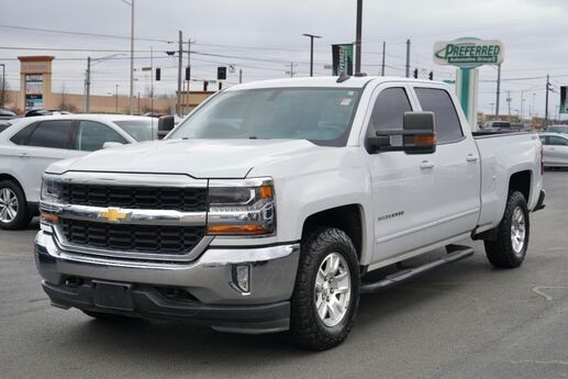 2017 Chevrolet Silverado 1500 Crew Cab LT Fort Wayne Auburn and Kendallville IN