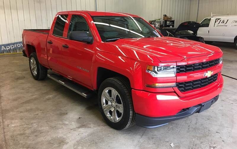 2017 Chevrolet Silverado 1500 Custom Rock City NY