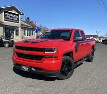 2017_Chevrolet_Silverado 1500_Custom_ Yakima WA