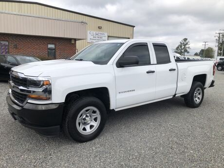 2017 Chevrolet Silverado 1500 Double Cab Pickup Work Truck Ashland VA