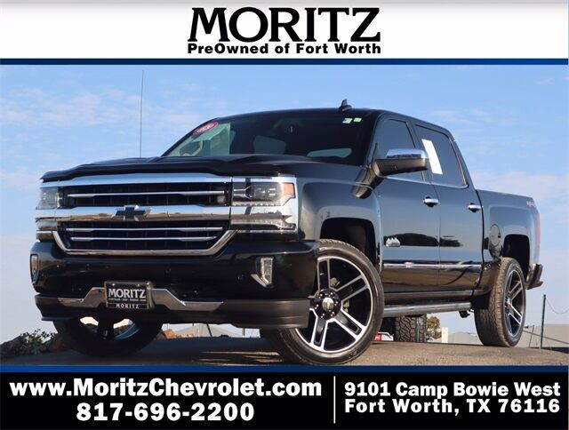 2017 Chevrolet Silverado 1500 High Country Fort Worth TX