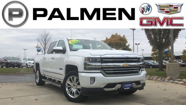 2017 Chevrolet Silverado 1500 High Country Kenosha WI