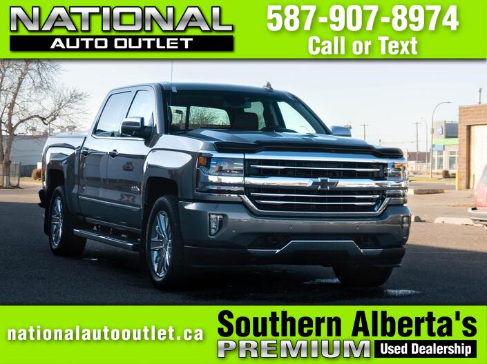 2017 Chevrolet Silverado 1500 High Country Lethbridge AB