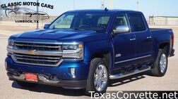 2017_Chevrolet_Silverado 1500_High Country_ Lubbock TX
