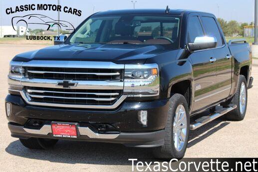 2017 Chevrolet Silverado 1500 High Country Lubbock TX