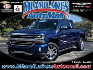 2017 Chevrolet Silverado 1500 High Country Miami Lakes FL