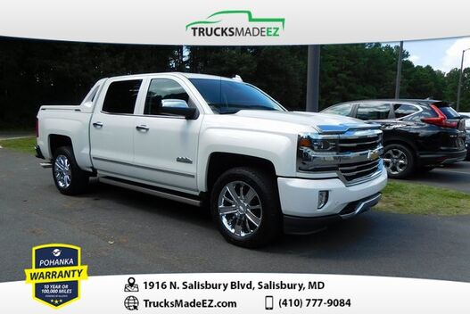 2017_Chevrolet_Silverado 1500_High Country_ Salisbury MD