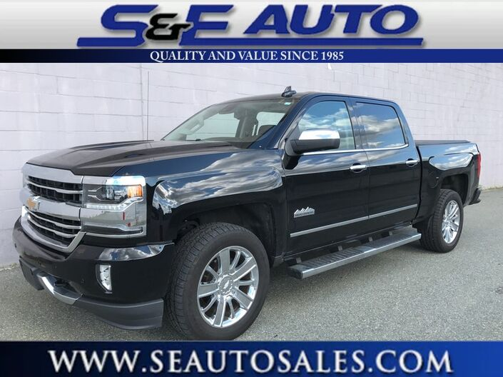 2017 Chevrolet Silverado 1500 High Country Walpole MA