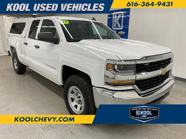 2017 Chevrolet Silverado 1500 LS Grand Rapids MI