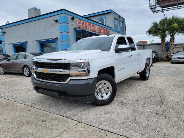 2017 Chevrolet Silverado 1500 LS Jacksonville FL
