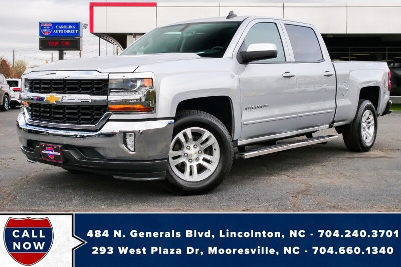2017 Chevrolet Silverado 1500 LT *1-Owner*All-Star Edition* Mooresville NC