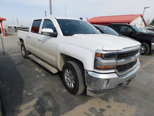 2017 Chevrolet Silverado 1500 LT 1500 4WD Listowel ON