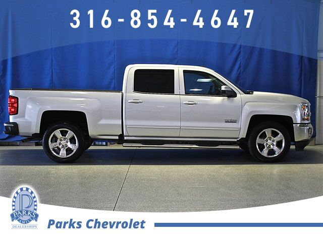 2017 Chevrolet Silverado 1500 LT Wichita KS