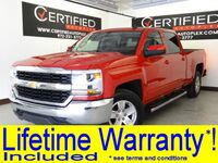 Chevrolet Silverado 1500 LT CREW CAB 5.3L V8 ECOTEC3 NAVIGATION VIA APPLE CARPLAY HEATED SEATS 2017