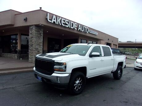 2017 Chevrolet Silverado 1500 LT Crew Cab 4WD Colorado Springs CO