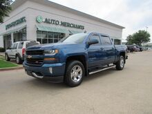 2017_Chevrolet_Silverado 1500_LT Crew Cab 5.3L V8 4WD, 6-Speed Automatic Electronic with Overdrive, 4WD, ABS brakes, Alloy wheels_ Plano TX