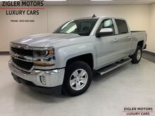2017_Chevrolet_Silverado 1500_LT Crew Cab 9kmi One Owner Running Board like new_ Addison TX