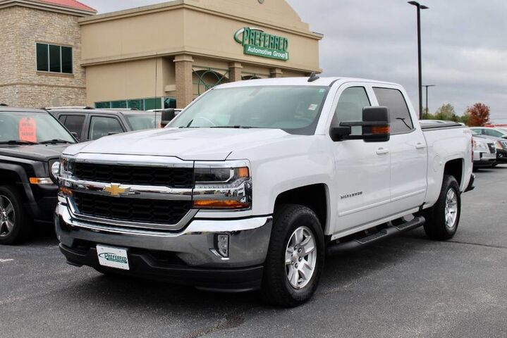 2017 Chevrolet Silverado 1500 LT Fort Wayne Auburn and Kendallville IN