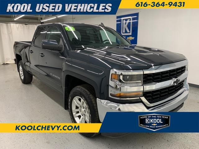 2017 Chevrolet Silverado 1500 LT Grand Rapids MI