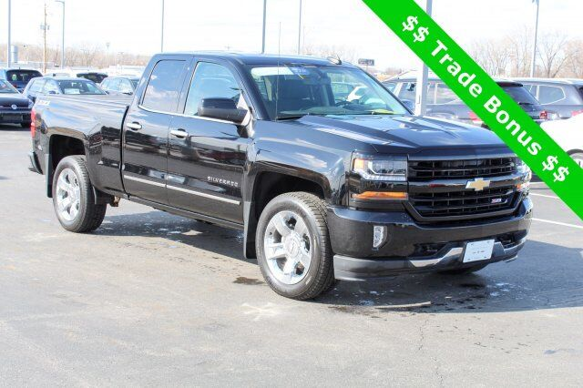 2017 Chevrolet Silverado 1500 LT Green Bay WI