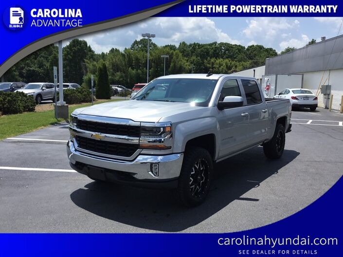 2017 Chevrolet Silverado 1500 LT High Point NC