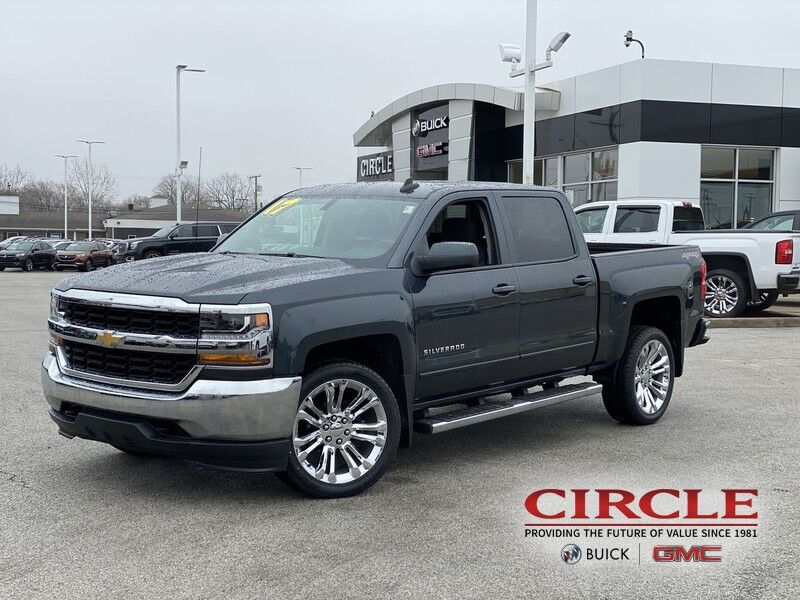 2017 Chevrolet Silverado 1500 LT Highland IN