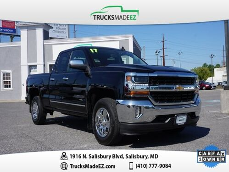 2017_Chevrolet_Silverado 1500_LT LT1_ Salisbury MD
