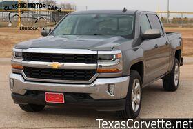 2017_Chevrolet_Silverado 1500_LT_ Lubbock TX