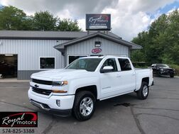 2017_Chevrolet_Silverado 1500_LT_ Middlebury IN