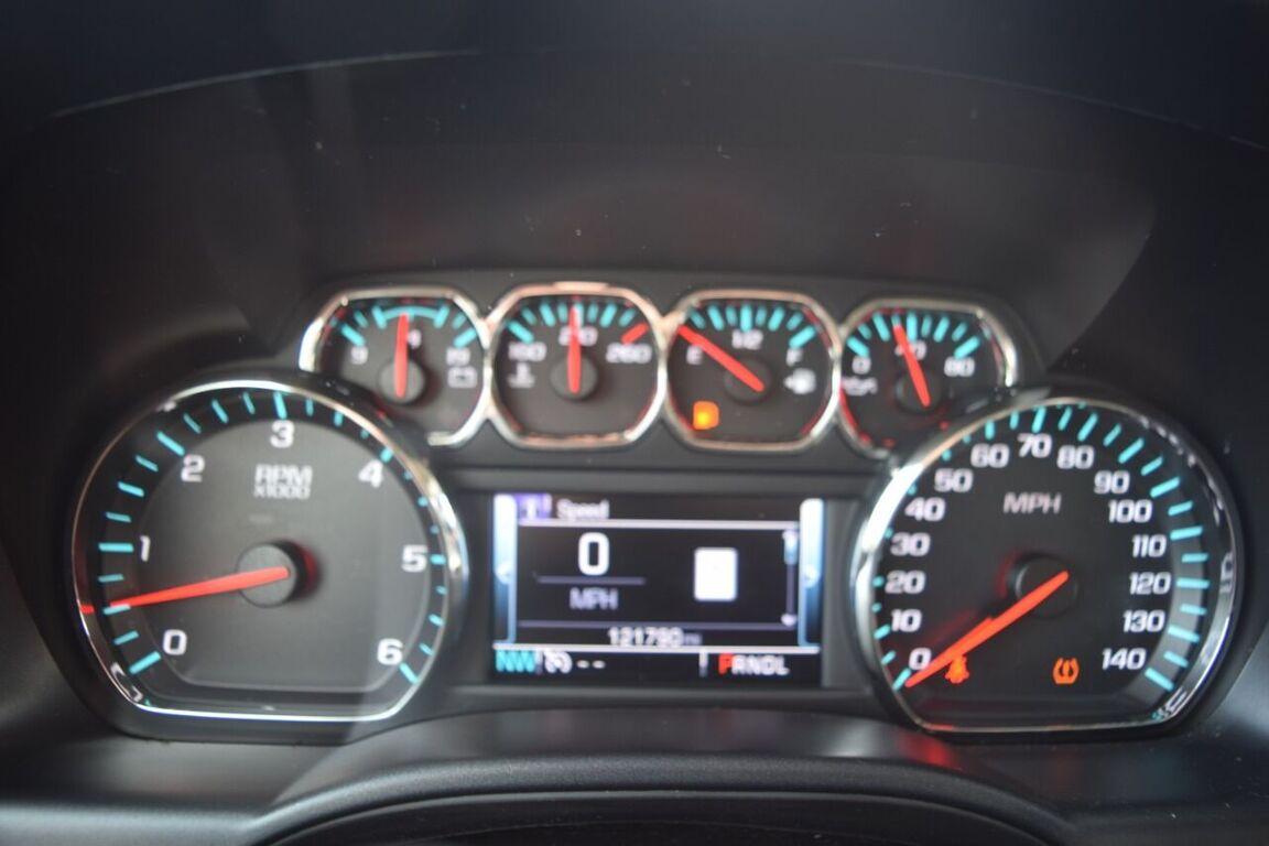 2017 Chevrolet Silverado 1500 LTZ 4x4 4dr Double Cab 6.5 ft. SB Saint Augustine FL