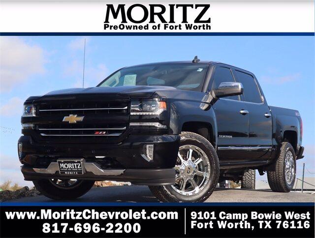 2017 Chevrolet Silverado 1500 LTZ Fort Worth TX
