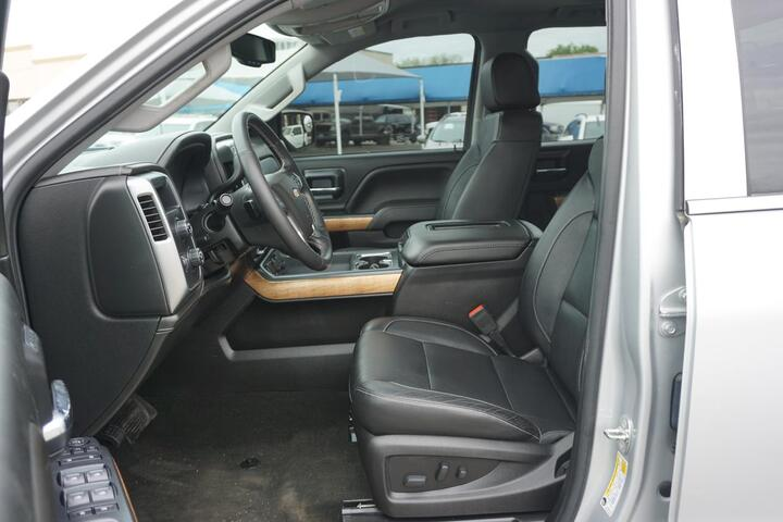 2017 Chevrolet Silverado 1500 LTZ Dallas TX