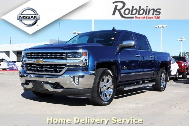 2017 Chevrolet Silverado 1500 LTZ ***LOADED*** Houston TX
