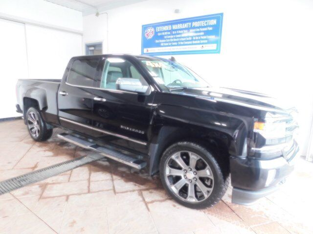 2017 Chevrolet Silverado 1500 LTZ Listowel ON