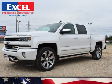 2017_Chevrolet_Silverado 1500_LTZ_ Longview TX