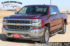 2017_Chevrolet_Silverado 1500_LTZ_ Lubbock TX