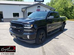 2017_Chevrolet_Silverado 1500_LTZ_ Middlebury IN