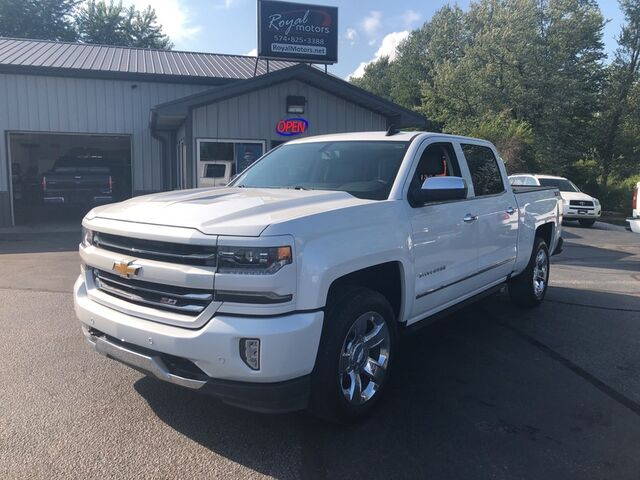 2017 Chevrolet Silverado 1500 LTZ Middlebury IN