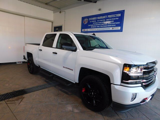 2017 Chevrolet Silverado 1500 LTZ NAVI SUNROOF Listowel ON