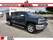 2017_Chevrolet_Silverado 1500_LTZ_ Pampa TX
